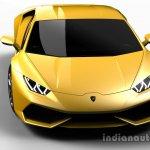 Lamborghini Huracan press shot front