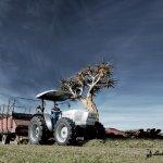 Lamborghini Rekord tractor official image