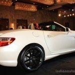 Mercedes-Benz SLK55 AMG Rear three-quarter