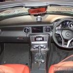 Mercedes-Benz SLK55 AMG dashboard front