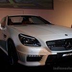 Mercedes-Benz SLK55 AMG front right