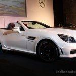 Mercedes-Benz SLK55 AMG front three-quarter