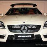 Mercedes-Benz SLK55 AMG front