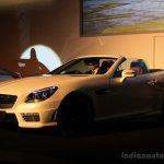 Mercedes-Benz SLK55 AMG launch photo