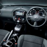 Nissan Juke Special Edition Japan interior
