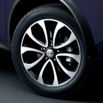 Nissan Juke Special Edition Japan wheel