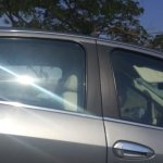 Refreshed Fiat Linea spotted pillar
