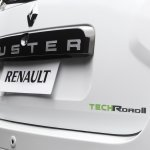 Renault Duster Road Tech II Edition bootlid