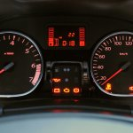 Renault Duster Road Tech II Edition instrument cluster
