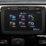 Renault Duster Road Tech II Edition media nav