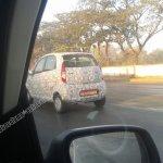 Spied Tata Nano Diesel profile