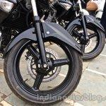 Suzuki Inazuma GW250 dealer spied alloy wheel
