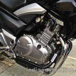 Suzuki Inazuma GW250 dealer spied engine