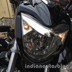 Suzuki Inazuma GW250 dealer spied headlight