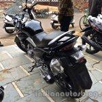 Suzuki Inazuma GW250 dealer spied rear quarter