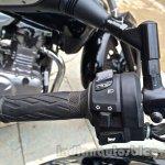 Suzuki Inazuma GW250 dealer spied switch