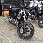 Suzuki Inazuma GW250 dealer spied