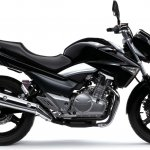Suzuki Inazuma GW250 press shots