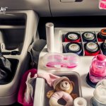 Volkswangen Mama Up concept interior