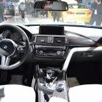 2014 BMW M3 at 2014 NAIAS cabin