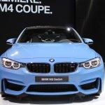 2014 BMW M3 at 2014 NAIAS front 2