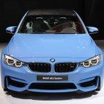 2014 BMW M3 at 2014 NAIAS front 3