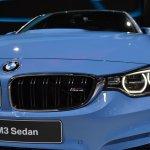 2014 BMW M3 at 2014 NAIAS front