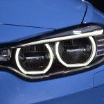 2014 BMW M3 at 2014 NAIAS headlight