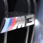 2014 BMW M3 at 2014 NAIAS logo 3