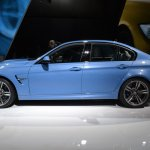 2014 BMW M3 at 2014 NAIAS side