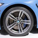 2014 BMW M3 at 2014 NAIAS wheel 4
