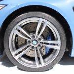 2014 BMW M3 at 2014 NAIAS wheel 5