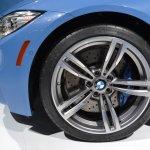 2014 BMW M3 at 2014 NAIAS wheel