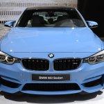 2014 BMW M3 at 2014 NAIAS