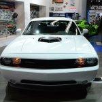 2014 Dodge Challenger Mopar front at NAIAS 2014