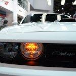 2014 Dodge Challenger Mopar headlamps at NAIAS 2014