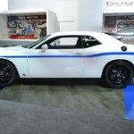 2014 Dodge Challenger Mopar side at NAIAS 2014
