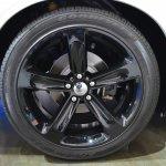 2014 Dodge Challenger Mopar wheel at NAIAS 2014