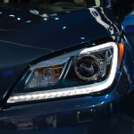 2014 Hyundai Genesis at 2014 NAIAS LED