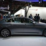 2014 Hyundai Genesis at 2014 NAIAS side 2