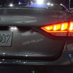2014 Hyundai Genesis at 2014 NAIAS taillight