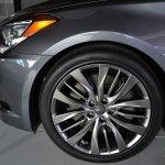 2014 Hyundai Genesis at 2014 NAIAS wheel