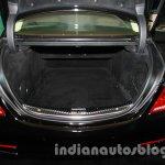 2014 Mercedes Benz S Class launch images boot