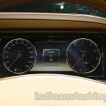 2014 Mercedes Benz S Class launch images cluster