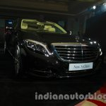 2014 Mercedes Benz S Class launch images front three quarter