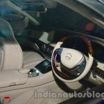 2014 Mercedes Benz S Class launch images interior