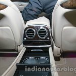 2014 Mercedes Benz S Class launch images rear AC