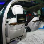 2014 Mercedes Benz S Class launch images rear display