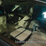 2014 Mercedes Benz S Class launch images rear tables