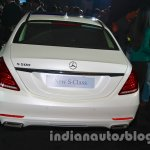 2014 Mercedes Benz S Class launch images rear